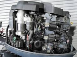 Лодочный мотор Yamaha 60 л. с, EFI, 4-т, нога Х635 Отличный из Японии
