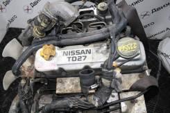 Двигатель Nissan TD27T, 2700 куб. см Контрактная