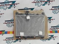 Радиатор Toyota Yaris/VITZ/ECHO/Platz 1/2SZ-FE 99-05