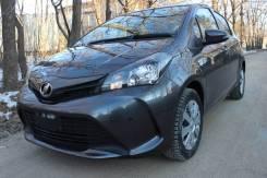 Toyota Vitz. С водителем