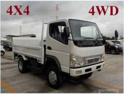 Mitsubishi Fuso Canter. Mitsubishi Canter Мостовой, 5 200куб. см., 3 500кг., 4x4. Под заказ