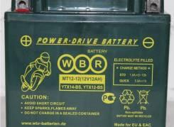 Аккумулятор для мототехники WBR MT 12-12