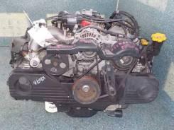 Двигатель в сборе. Subaru: Forester, Legacy, Outback, Legacy B4 EJ202