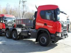 Scania G440CA. Scania G440A6x6HZ, 12 740куб. см., 26 000кг., 6x6