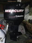 Mercury. 150,00л.с., 2-тактный, бензиновый, нога X (635 мм), 2004 год