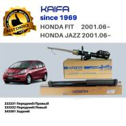 Амортизатор. Nissan X-Trail Honda Jazz, GD1 Honda Fit, GD1, GD2 Toyota RAV4, ACA30, ACA33, ACA38, ALA30, GSA33, GSA38, ASA33, ASA38 L12A1, L13A1, L13A...