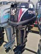 Лодочный мотор Tohatsu M18E2S, двухтактный