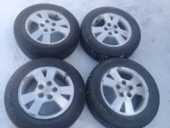 """Продам комплект колес. 6.0x15"""" 5x114.30 ET50 ЦО 60,1мм."""