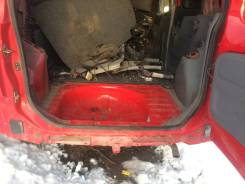 Задняя часть кузова Toyota Funcargo NCP20 2NZFE