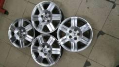 Диски литые Honda 5*114.3 R16 6.5J ET50 64mm 4шт