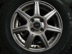 Комплект литья Bridgestone 4*100*14 на Нечаева 81 (вход с шилова)