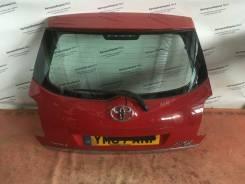 Дверь багажника Toyota Auris 150 кузов