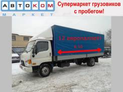 Hyundai HD78. Hyundai HD 78 тент, 12паллет (0006), 3 900куб. см., 5 000кг., 4x2