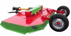 Косилка измельчитель садовая RG-300 двухроторная прицепная