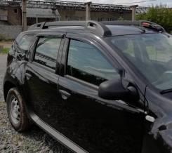 Renault Duster 2011 - SIM Дефлекторы окон (Ветровики)