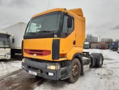 Renault Premium. Седельный тягач 385, 11 100куб. см., 12 324кг., 4x2