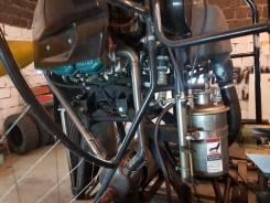 Продам аэроглиссер Пиранья4 с двигателем Rotax (100л/с).