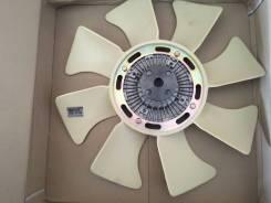 Вентилятор охлаждения радиатора. Kia Besta Hyundai Terracan