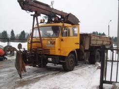 KDM. Комбинированная машина КДМ-650, В Псковской области г. Невель. Под заказ