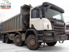 Scania P440CB. 8X4EHZ – самосвал, 12 740куб. см., 32 430кг., 8x4
