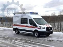 Аварийно-спасательный автомобиль МЧС Ford Transit