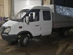 ГАЗ 3302. Тентованный инжекторный грузовик, 2 500куб. см., 1 500кг., 4x2