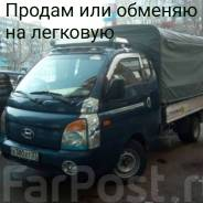 Hyundai Porter II. Продам грузовик hyndai Porter 2, 2 500куб. см., 1 000кг., 4x2