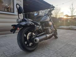 Yamaha XV950, 2017