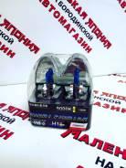 Комплект ламп H1 12V55W Avantech, белый свет, синее стекло