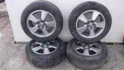 """Колеса R15 с Toyota Wish. 6.0x15"""" 5x100.00 ET45"""