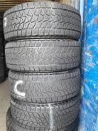 Bridgestone Blizzak DM-V2. зимние, под шипы, 2014 год, б/у, износ 10%