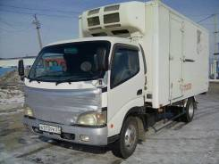 Toyota Dyna. Продам грузовик реф. Toyota DYNA, 4 900куб. см., 3 000кг., 4x2