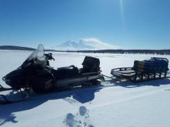 BRP Ski-Doo Expedition, 2009