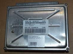 Блок управления КПП Chevrolet
