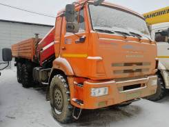 КамАЗ 43118 Сайгак, 2018