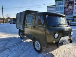 УАЗ-330365. Продается УАЗ 390945 2017г. 24150км, 3 000кг., 4x4