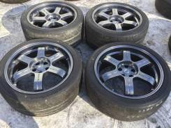 Летние колёса R20 Nissan GTR Black Edition