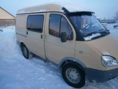 ГАЗ Соболь ДИСА 29521, 2004