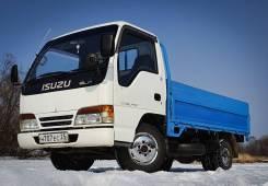 Isuzu Elf. Продаётся грузовик Isuzu ELF, 3 100куб. см., 2 000кг., 6x4