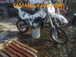 Yamaha YZ 85. 85куб. см., исправен, птс, с пробегом