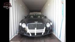 Ноускат Bentley, Целиком, под ключ (Передний срез автомобиля)