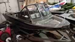 Алюминиевый катер Русбот 43 JET NEW, Акция, Новый