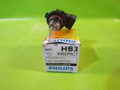 Лампа HB3 (65W) P20d 9005 Premium Vision Philips +30% 12V 9005PRC1