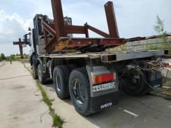 Iveco Trakker. Автомобиль-Тягач AD410T56W, 6x6