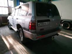 Автомобиль Toyota LAND Cruiser 105