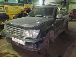Автомобиль Toyota LAND Cruiser HZJ105L-Gcmns