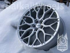 Новые диски Vossen HF-2 Silver and Polish Face в наличии, отправка