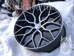 Новые диски Vossen HF-2 Black and Polish Face в наличии, отправка
