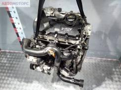 Двигатель Skoda Octavia 1Z 2007, 1.9л дизель (BXE)
