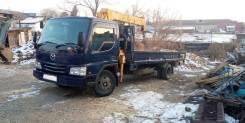 Mazda Titan. Продам грузовик с манипулятором , 4 300куб. см., 3 000кг., 4x2